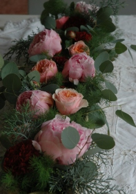 mariage champêtre et élégant