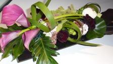 calla et anemone